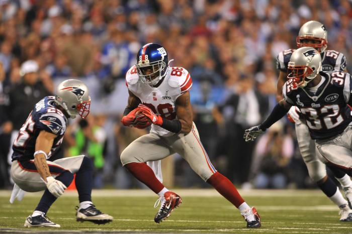 T-36. Super Bowl XLVI: Patriots vs. Giants