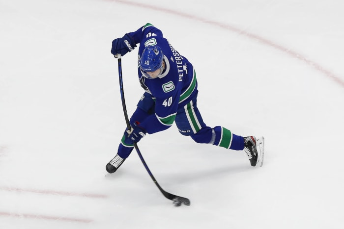 The Canucks are going to be fascinating to watch