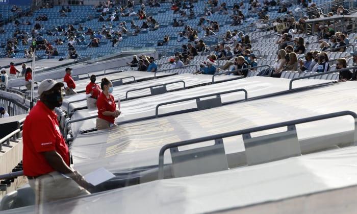 Quand pouvons-nous à nouveau emballer les stands?