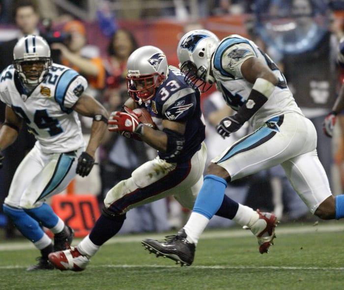 Super Bowl XXXVIII: Patriots vs. Panthers