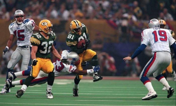 Desmond Howard, KR/PR, Green Bay Packers - Super Bowl XXXI