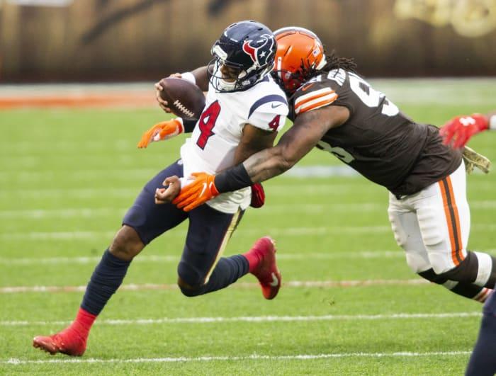 Texans do little against mediocre defense