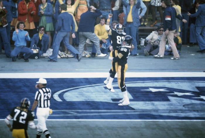Lynn Swann, WR, Pittsburgh Steelers - Super Bowl X
