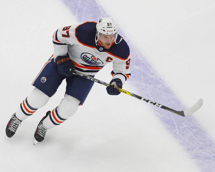 Hart Trophy (MVP) Connor McDavid, Edmonton Oilers