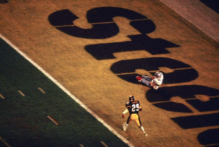 Jackie Smith, Age 38: Super Bowl XIII