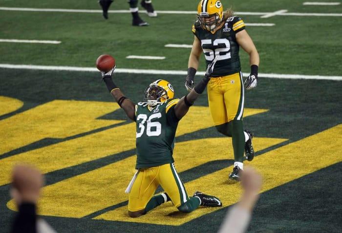 Nick Collins: Super Bowl XLV