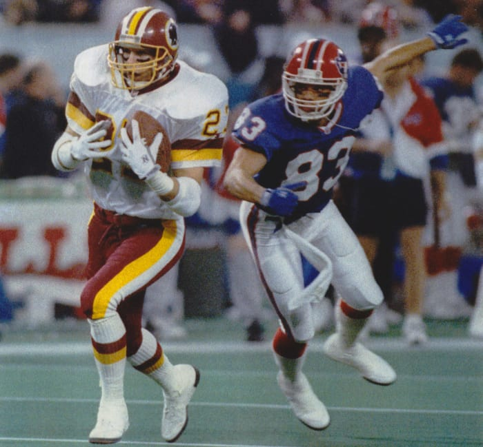 Brad Edwards: Super Bowl XXVI
