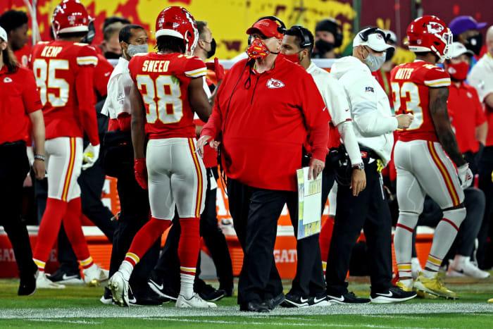 Chiefs' comeback mojo elusive in Super Bowl encore
