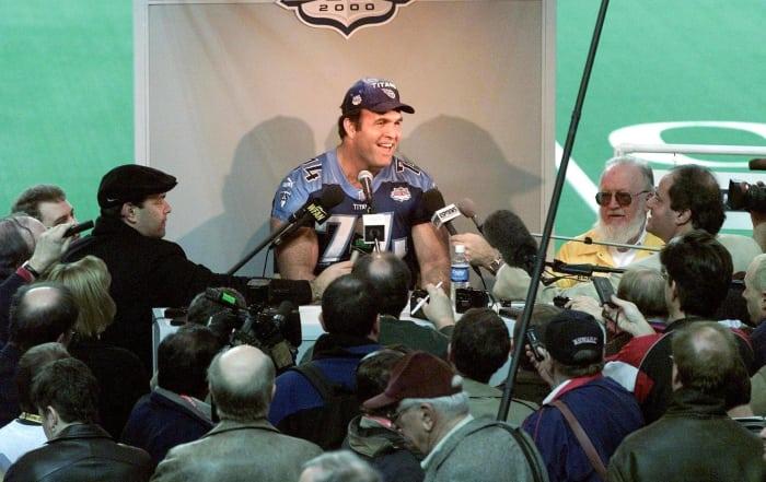 Bruce Matthews, Age 38: Super Bowl XXXIV