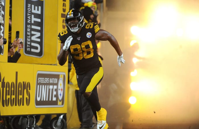 More ammo for Steelers' defensive revival