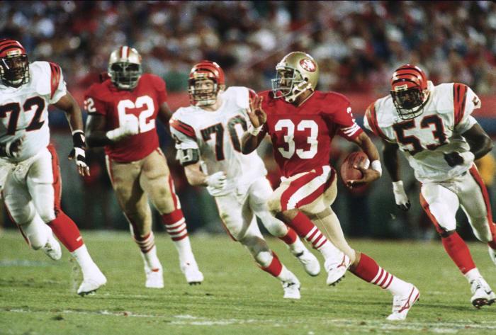 Super Bowl XXIII: Bengals vs. 49ers