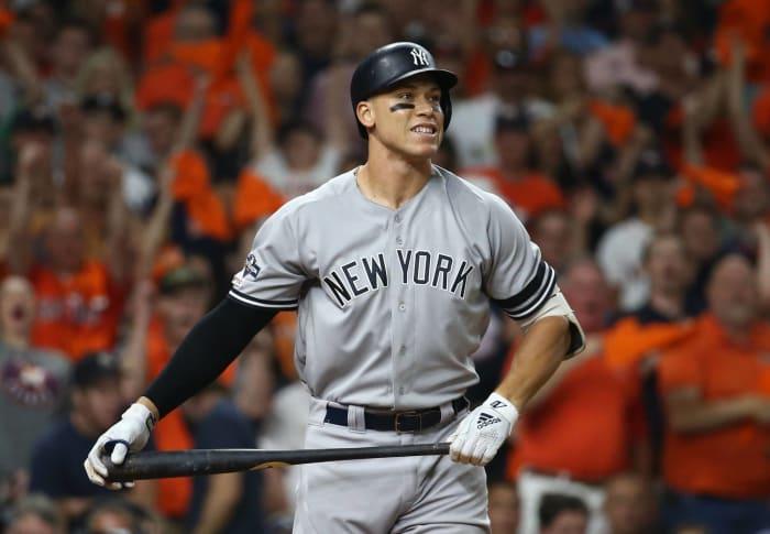 Aaron Judge de New York Yankees