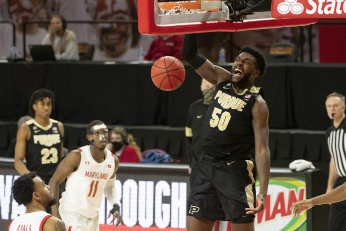 Trevion Williams, Forward, Purdue