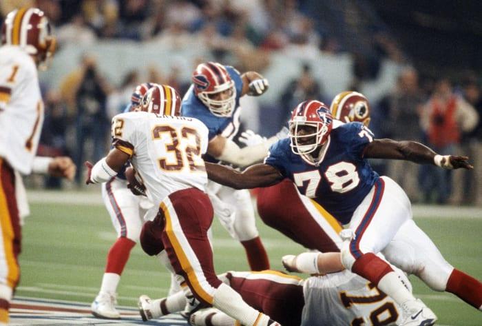 Super Bowl XXVI: Buffalo vs. Washington