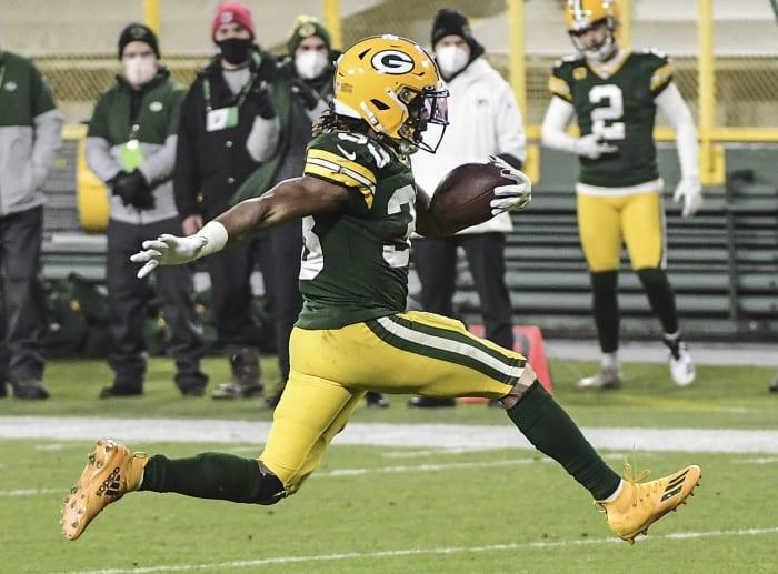 Injury reflects better Packers postseason plan