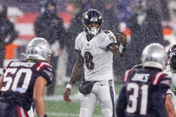 Ravens need Lamar rescue effort