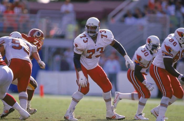 Arizona Cardinals' best look: 1989-93 away