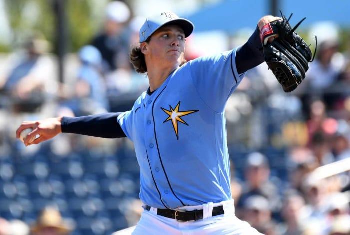 Tampa Bay Rays: Tyler Glasnow, SP