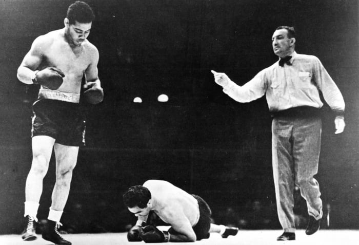 The best pound-for-pound boxers of all time | Yardbarker