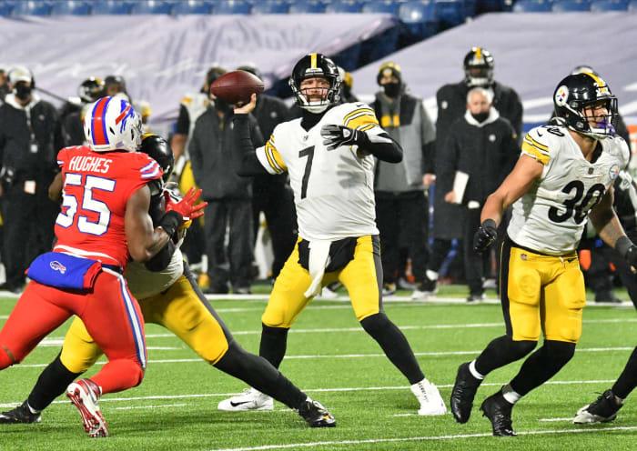 Big Ben's issues paralleling Steelers' decline