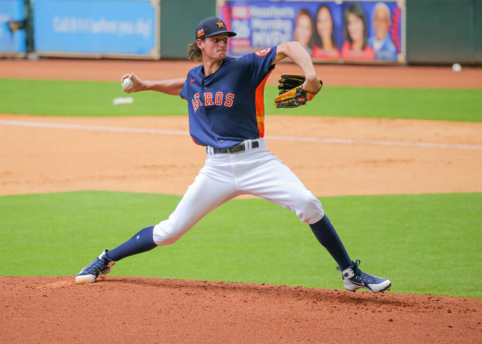 Houston Astros: Forrest Whitley, RHP