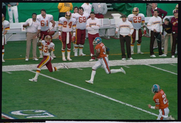 Super Bowl XXII: Washington 42, Denver 10