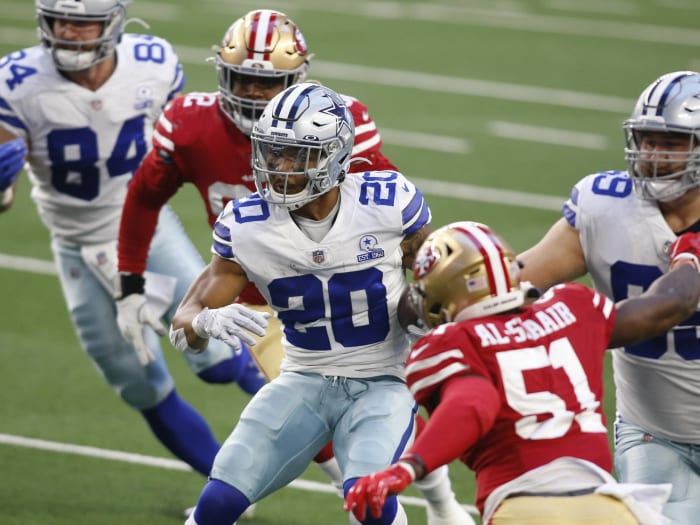 Pollard helps Cowboys (somehow) stay in playoff race