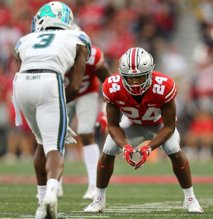 Los Angeles Chargers: Shaun Wade, CB, Ohio State