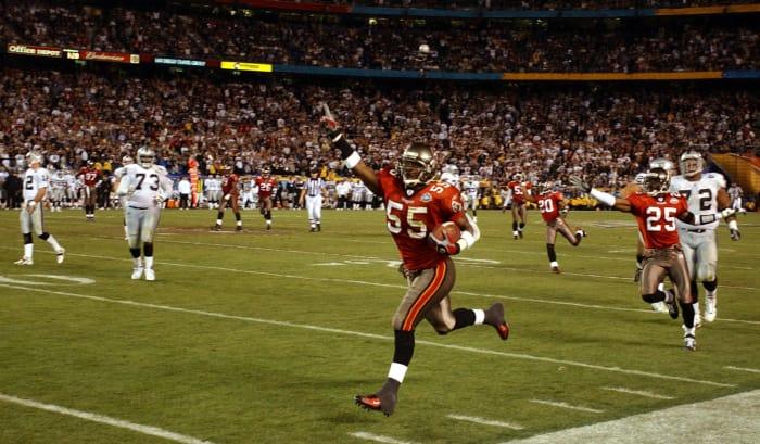 Derrick Brooks: Super Bowl XXXVII