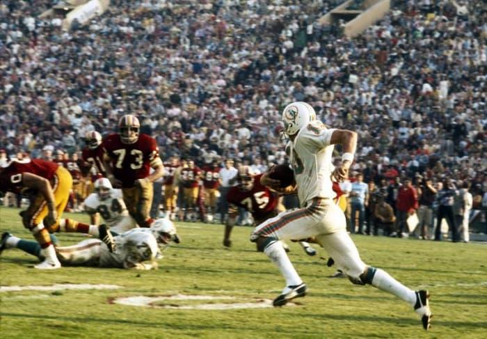 Jake Scott, S, Miami Dolphins - Super Bowl VII