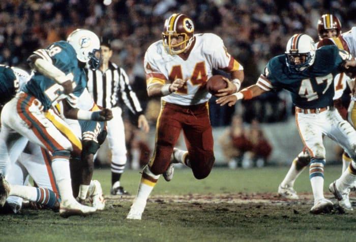 Super Bowl XVII: Miami vs. Washington