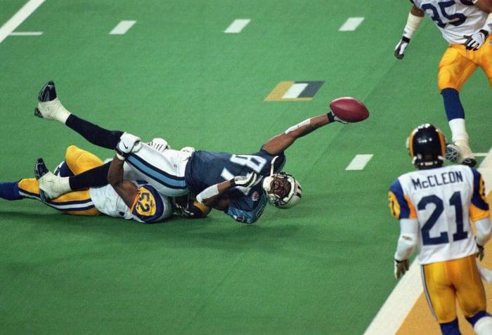 Mike Jones: Super Bowl XXXIV