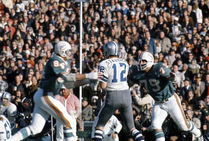 Super Bowl VI: Dolphins vs. Cowboys