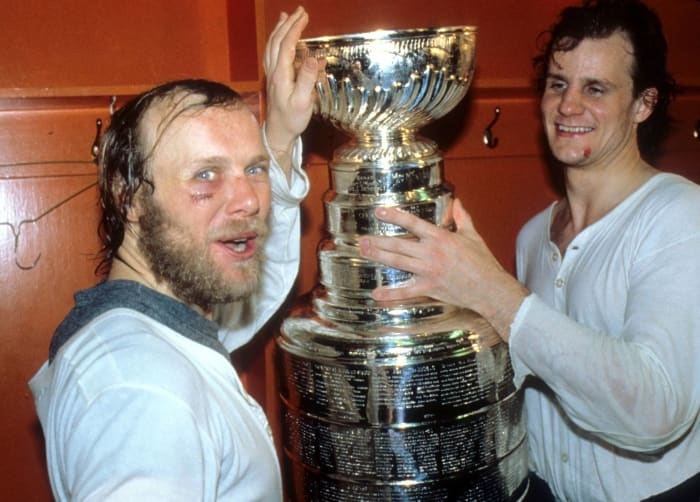 A history of playoff beards