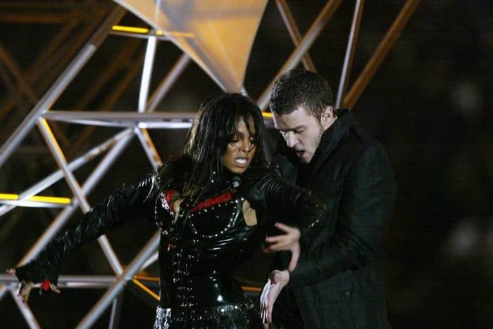 Super Bowl XXXVIII halftime show - Janet Jackson