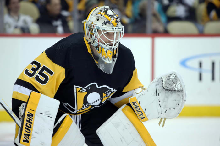 How long will the Penguins stick with Tristan Jarry?