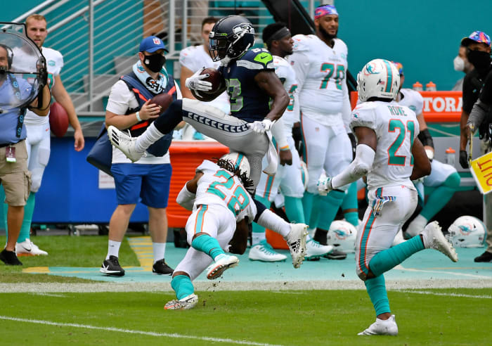 Dolphins yet to see payoff from corner investments