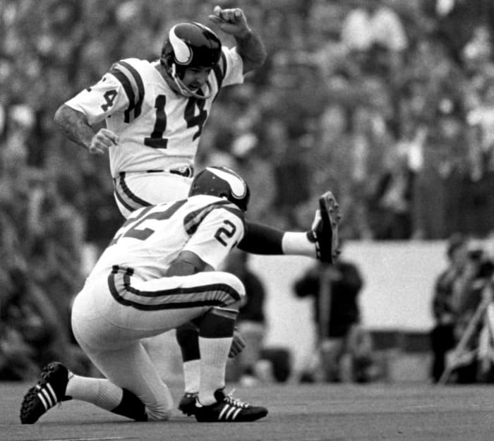 Fred Cox, Age 38: Super Bowl XI