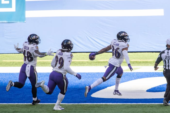 Practice a luxury for Ravens defense