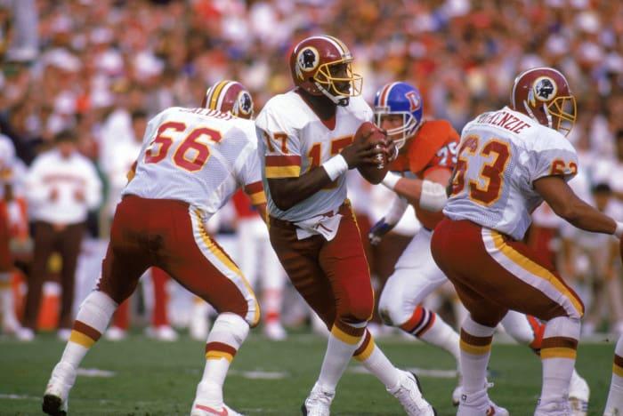 Doug Williams, QB, Washington Redskins - Super Bowl XXII