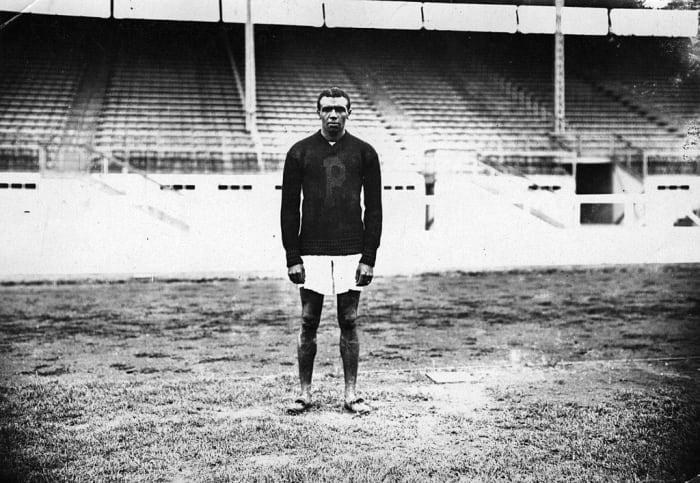 1908: First Black Olympic Gold Medalist: John Taylor