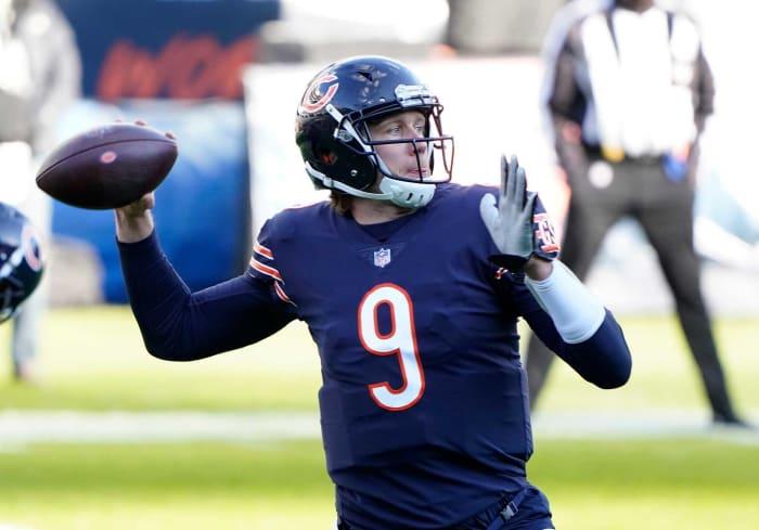 Nick Foles, QB, Bears