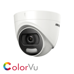Hikvision DS-2CE72DFT-F28 2MP fixed lens colour turret camera