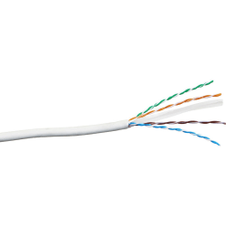 Excel Category 6 Cable U/UTP Dca LS0H 305m Box - White