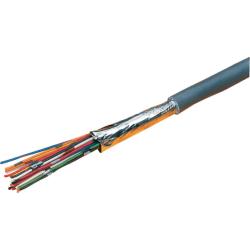 Excel Grey 8 Core Cable - 500 Metre Reel