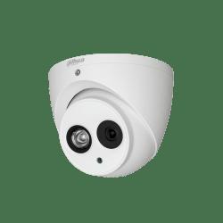 Dahua HAC-HDW2401EM - 4MP HDCVI WDR IR Eyeball Camera