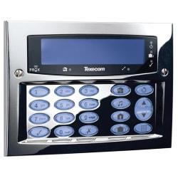 Texecom DBD-0121 - KEYPAD LCDLP Premier Elite FMK Pol Chrom