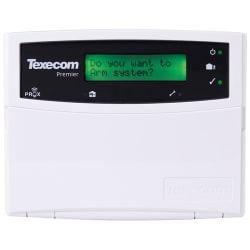 Texecom DBC-0001 - KEYPAD LCDP Premier Surface White