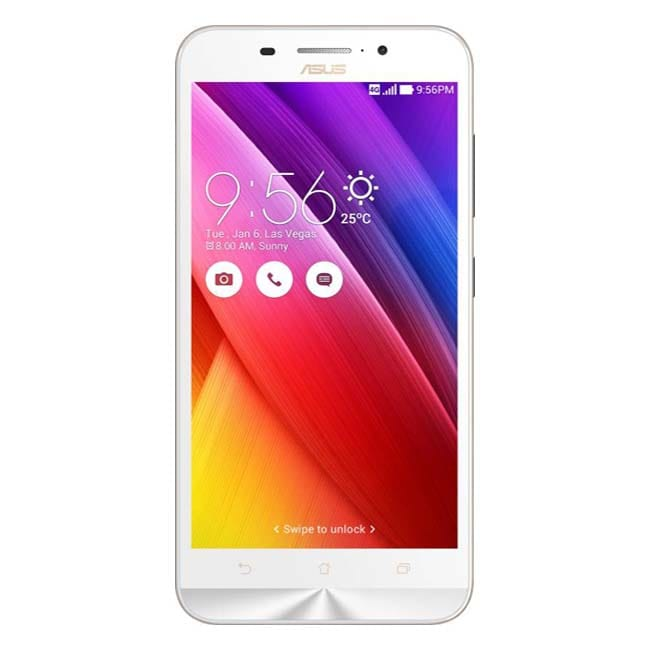 Asus Zenfone Max (White, 16 GB)  (With Snapdragon 410)