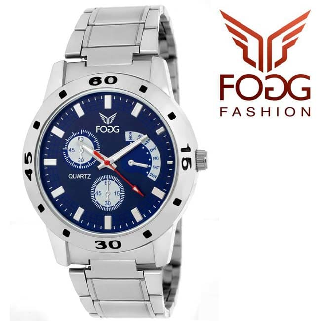 FOGG 2002-BL-CK MODISH Analog Watch - For Men